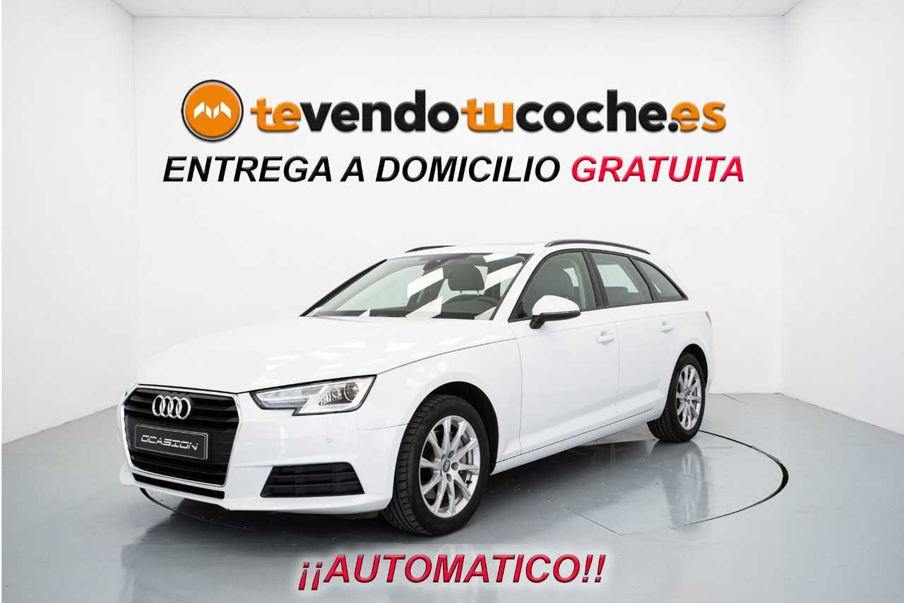 Audi A4 Avant 2.0 TDI 190cv Auto   - Foto 1