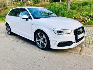 Audi A3 Sportback Sline Edition 110cv. Impecable.   - Foto 2
