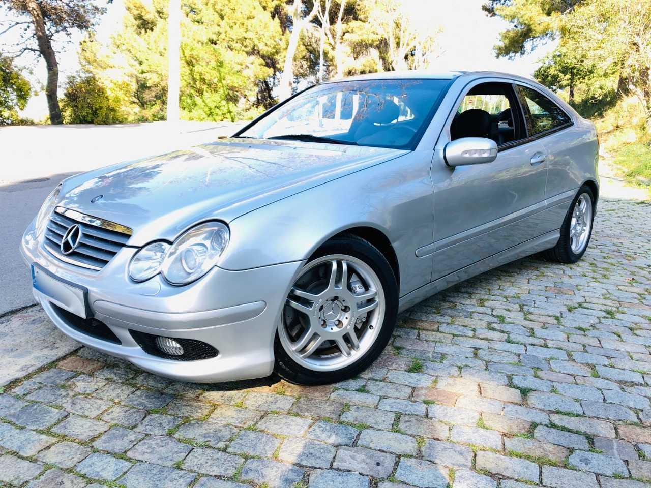 Mercedes Clase C Sportcoupé C30 CDI AMG. Unico propietario.   - Foto 1