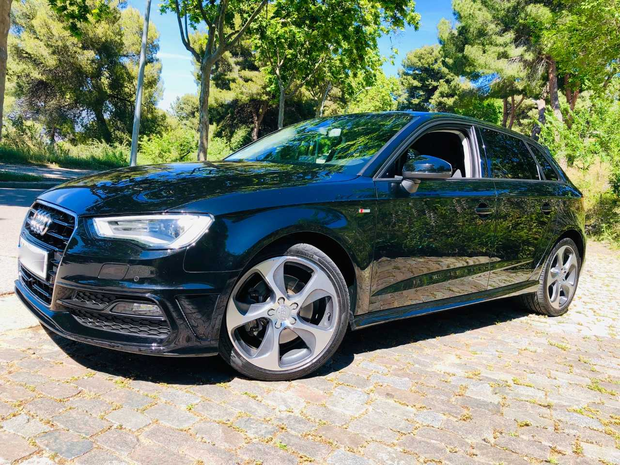 Audi A3 Sportback 2.0 TDI 184cv Quattro S-Tronic. Super coche.   - Foto 1