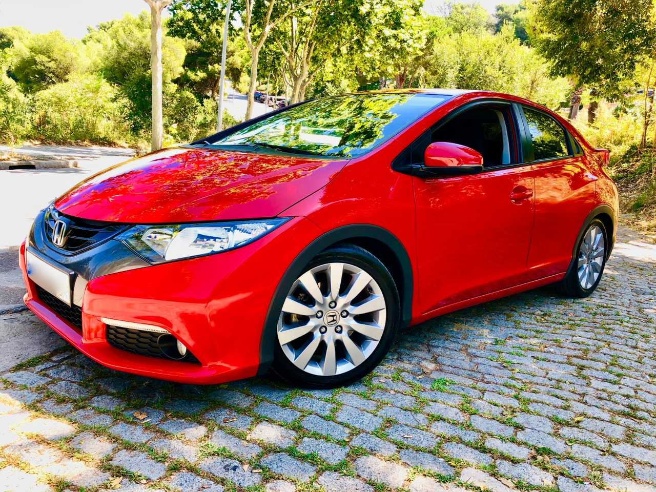 Honda Civic 1.8 Vtec 140cv. Impecable estado. Garantia.   - Foto 1