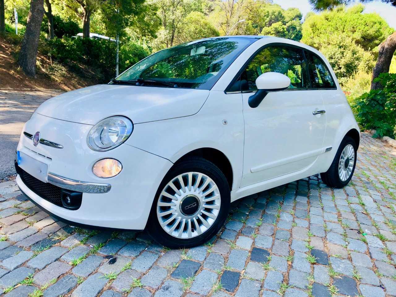 Fiat 500 1.2 Lounge 69cv. ***Reservado***   - Foto 1