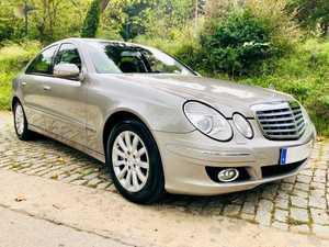 Mercedes Clase E 350 Elegance Automatic. Absolutamente impecable !!!   - Foto 3