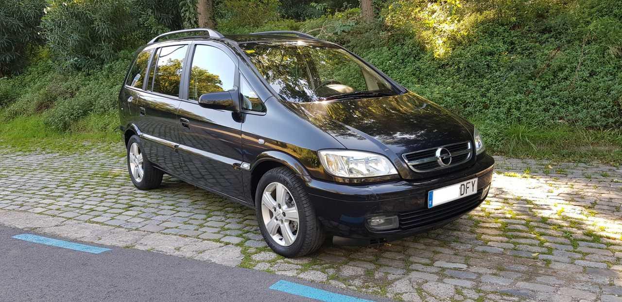 Opel Zafira 2.2 DTi  7 plz de 125 CV Diesel sin pegatina ambiental  - Foto 1