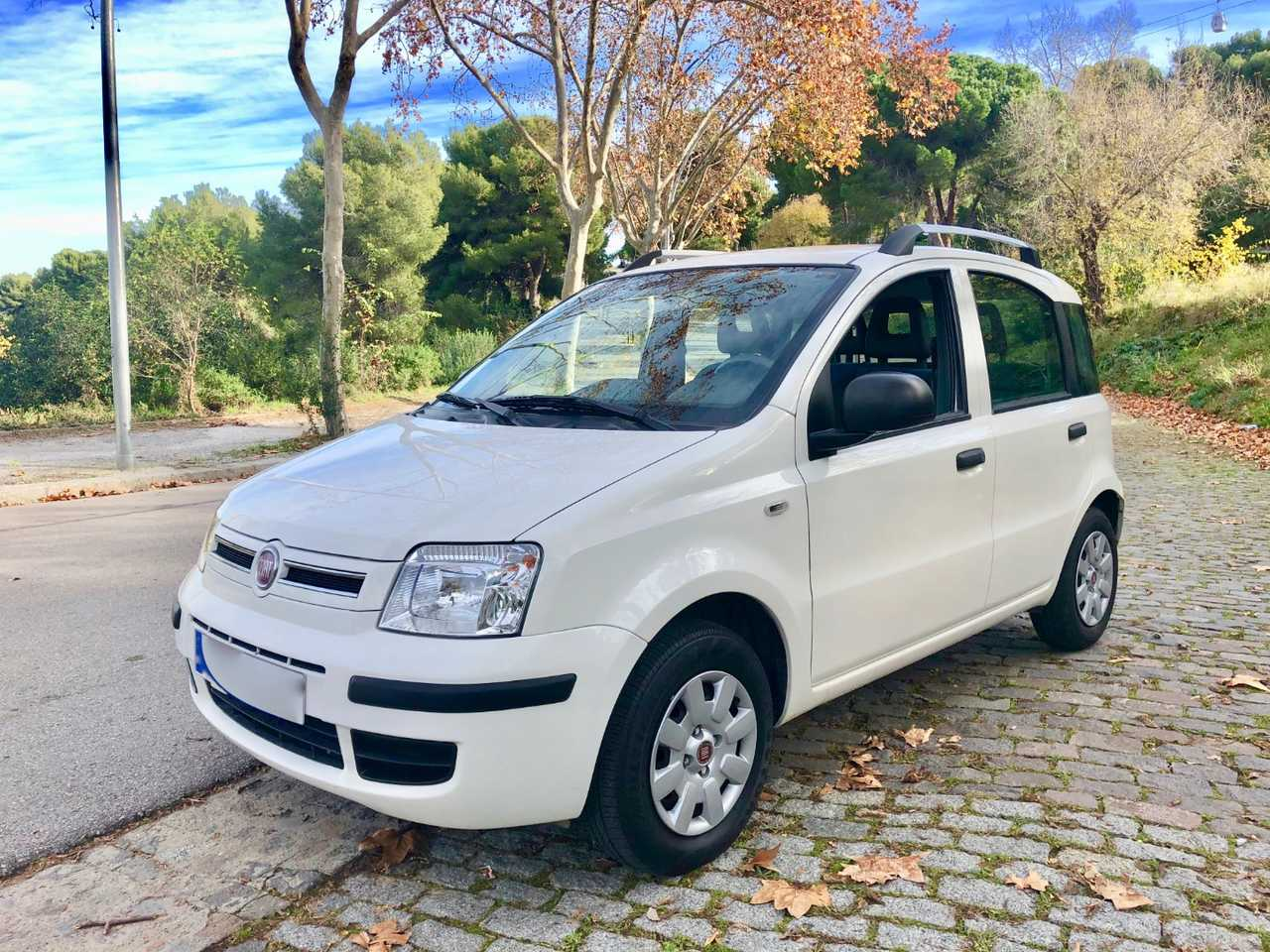 Fiat Panda 1.2 Dynamic. Unico dueño. Impecable.   - Foto 1