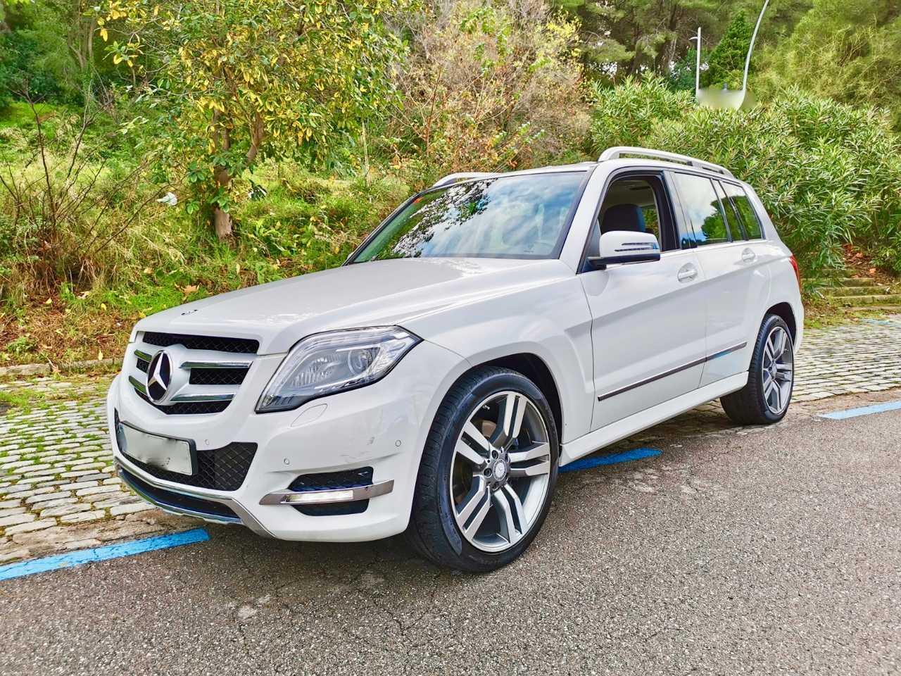 Mercedes Clase GLK 220 Cdi 4Matic. Nacional. Garantia 2 años Oficial.   - Foto 1