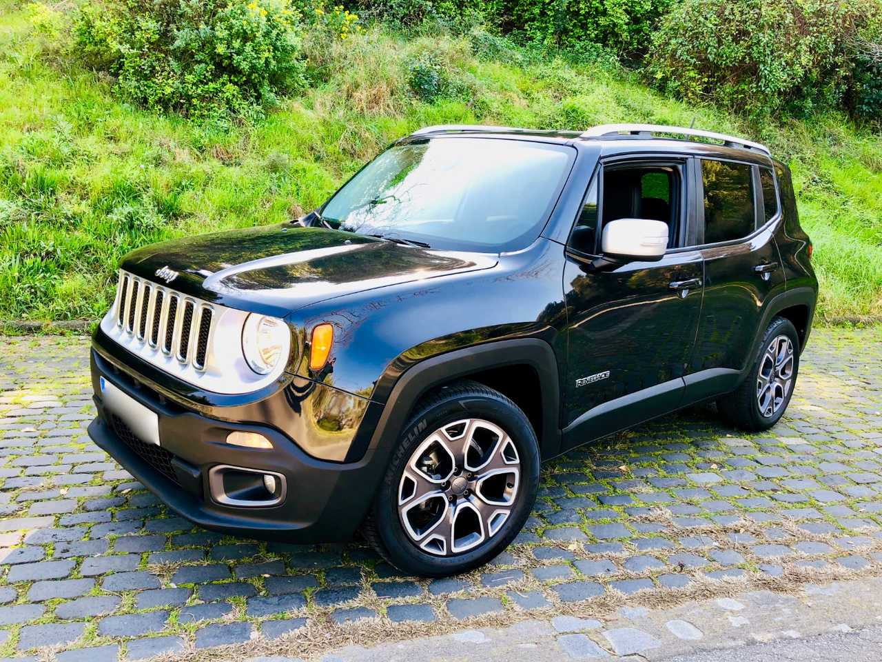Jeep Renegade 1.6 M-jet Limited. Impecable. A toda prueba.   - Foto 1