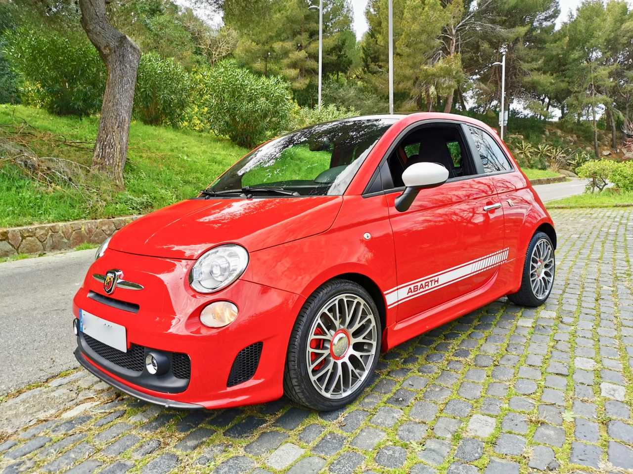 Abarth 500 T-JET 135cv. Full Equipment. Impecable.   - Foto 1