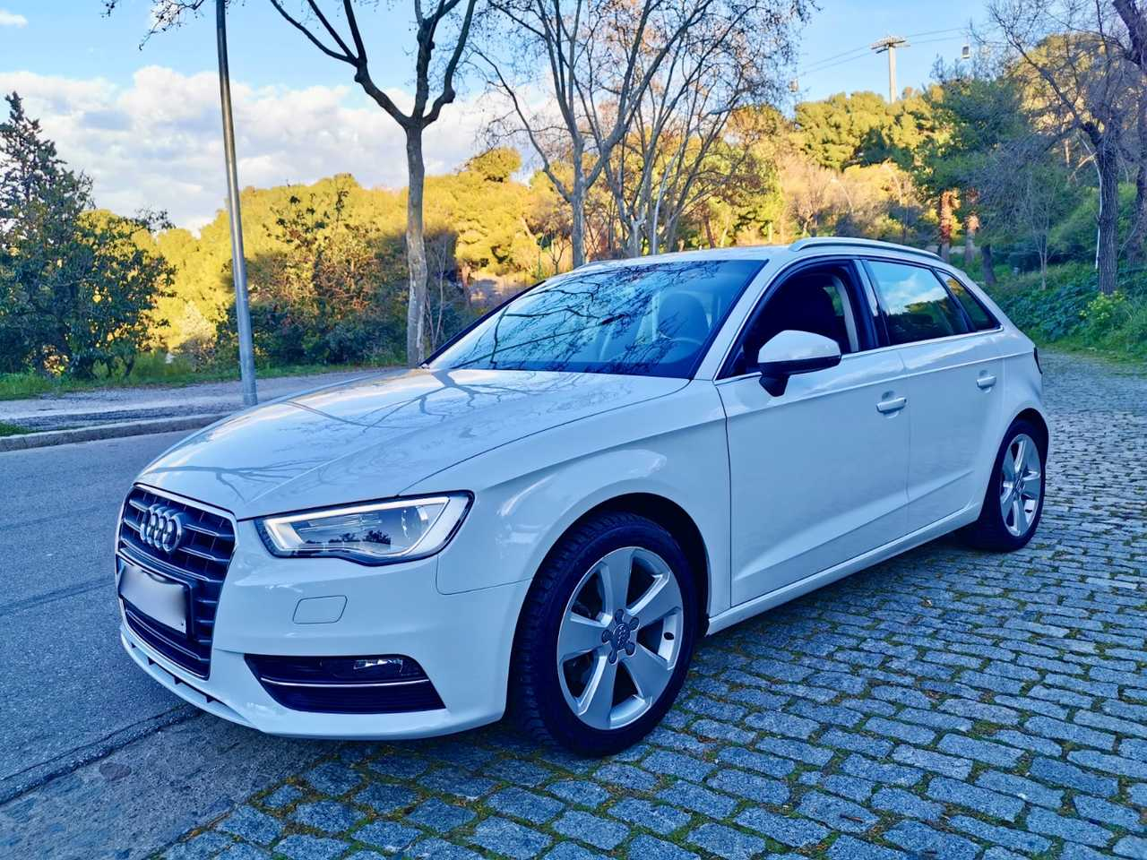 Audi A3 1.6 Tdi 110cv. Absolutamente impecable.   - Foto 1