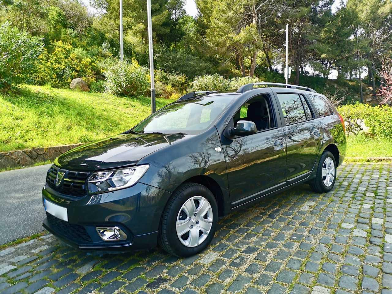 Dacia Logan MCV 1.5 Dci 90cv Laureate. Nuevo! Precio IMBATIBLE !!!   - Foto 1