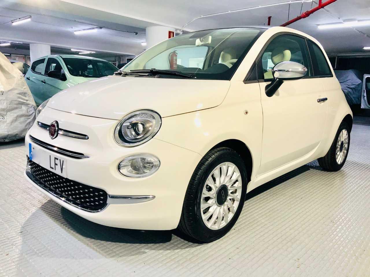 Fiat 500 1.0 Hybrid. Pegatina Eco.Nuevo.   - Foto 1