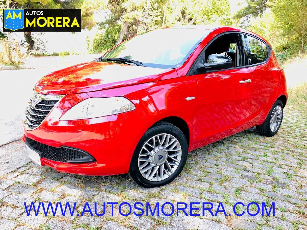 Lancia Ypsilon Black and Red Evo ll 70cv. Impecable !!!   - Foto 1