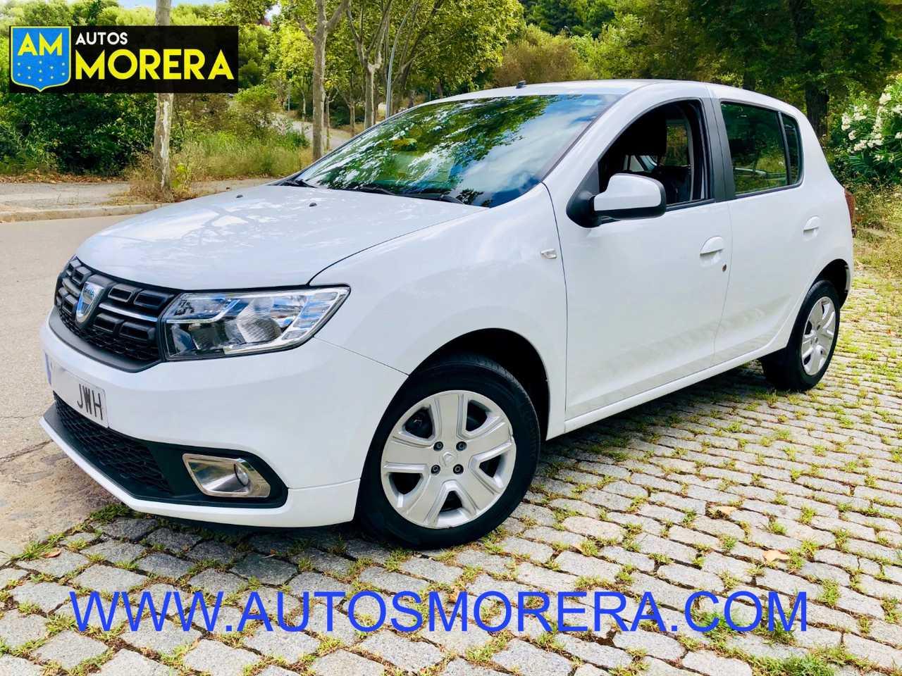 Dacia Sandero 1.5 Dci  75cv Laureate. IMPECABLE !!! Pocos km!!!   - Foto 1