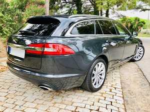 Jaguar XF Sportbrake 2.2 Premium Luxury. Impecable. Perfecto!!!   - Foto 2