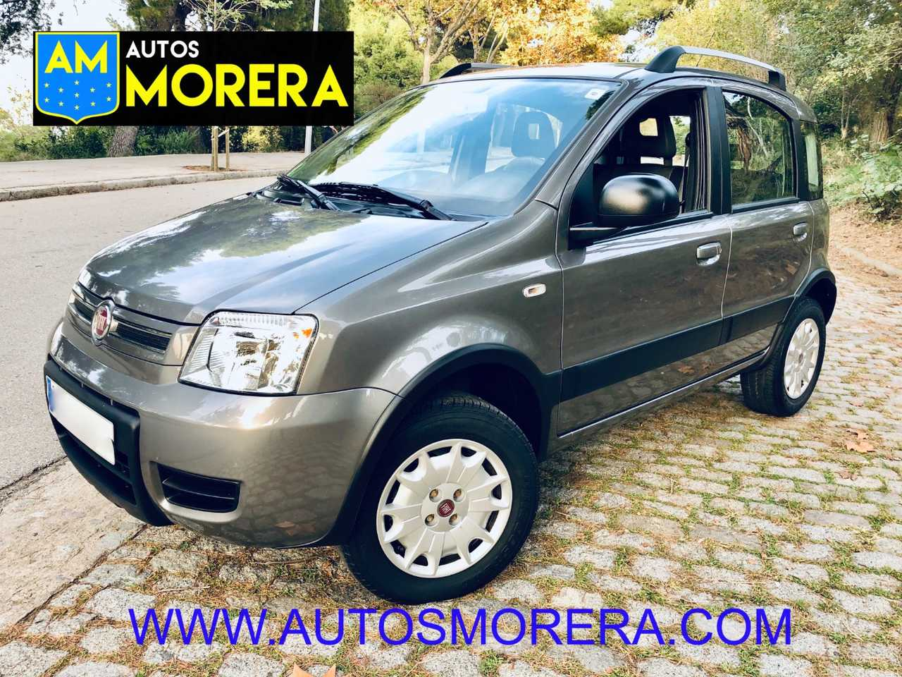 Fiat Panda 4x4 Climbing 4x4. Poco uso. Pocos KM. Oportunidad!!!   - Foto 1