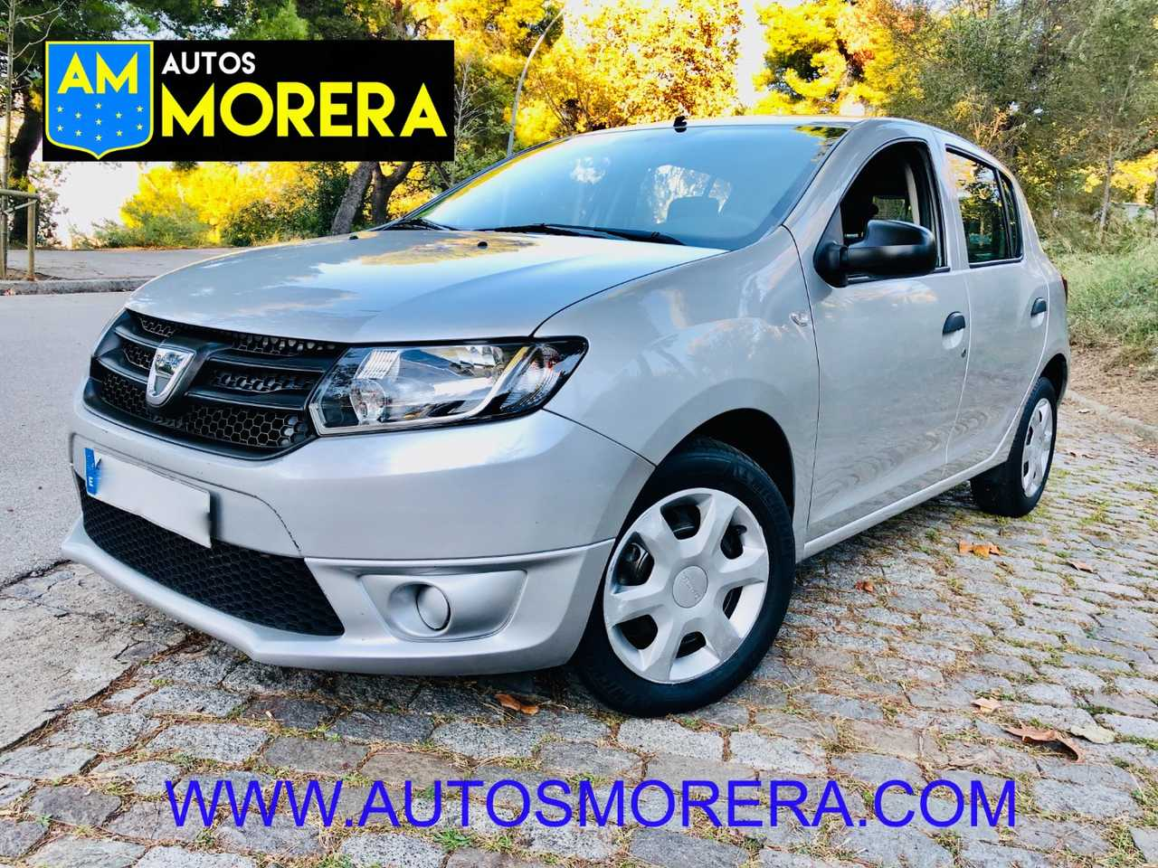 Dacia Sandero 1.5 dCi Ambiance 75cv. Impecable . Perfecto.   - Foto 1