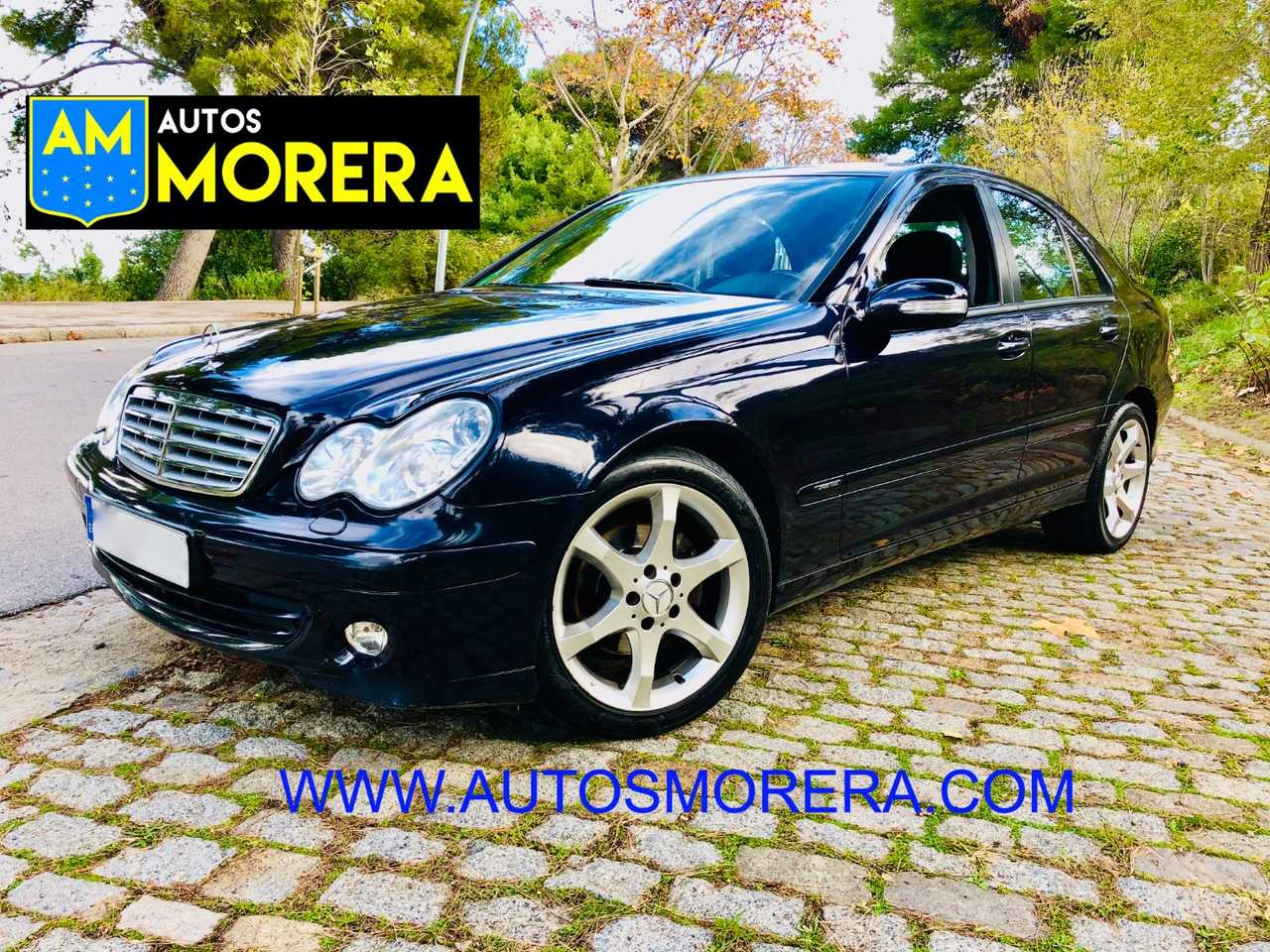 Mercedes Clase C 180 Kompressor Sport Edition . Impecable!!!   - Foto 1