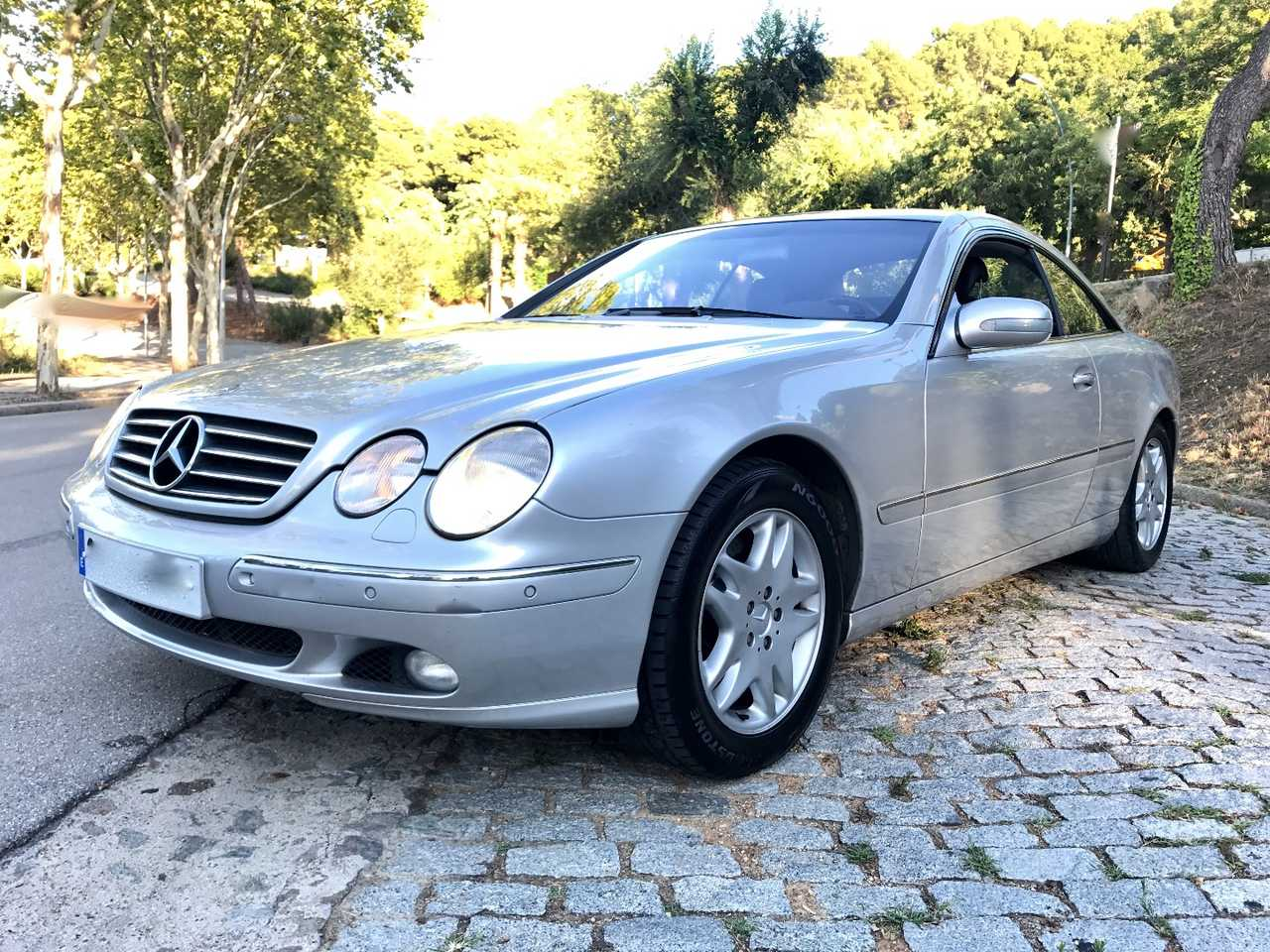 Mercedes Clase CL 500. Ideal coleccionista. Impecable.   - Foto 1