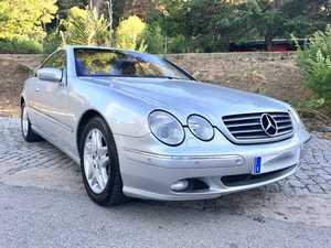 Mercedes Clase CL 500. Ideal coleccionista. Impecable.   - Foto 2