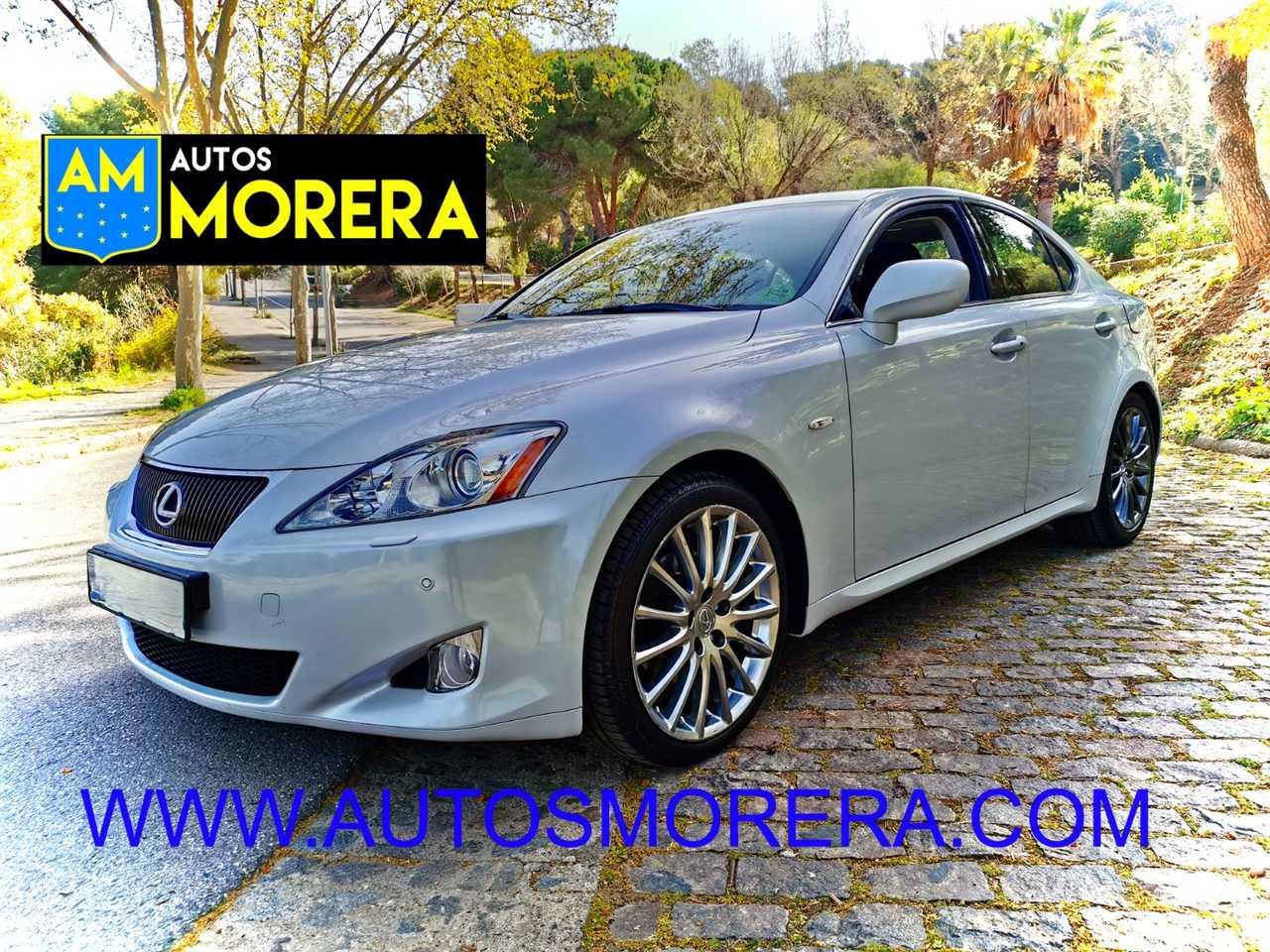 Lexus IS 250 President Sport 208cv. Pocos KM. IMPECABLE!!!   - Foto 1