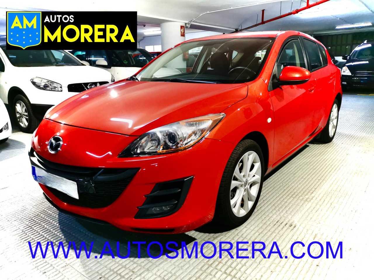 Mazda 3 1.6 Style 105cv. A toda prueba, perfecto !!!   - Foto 1