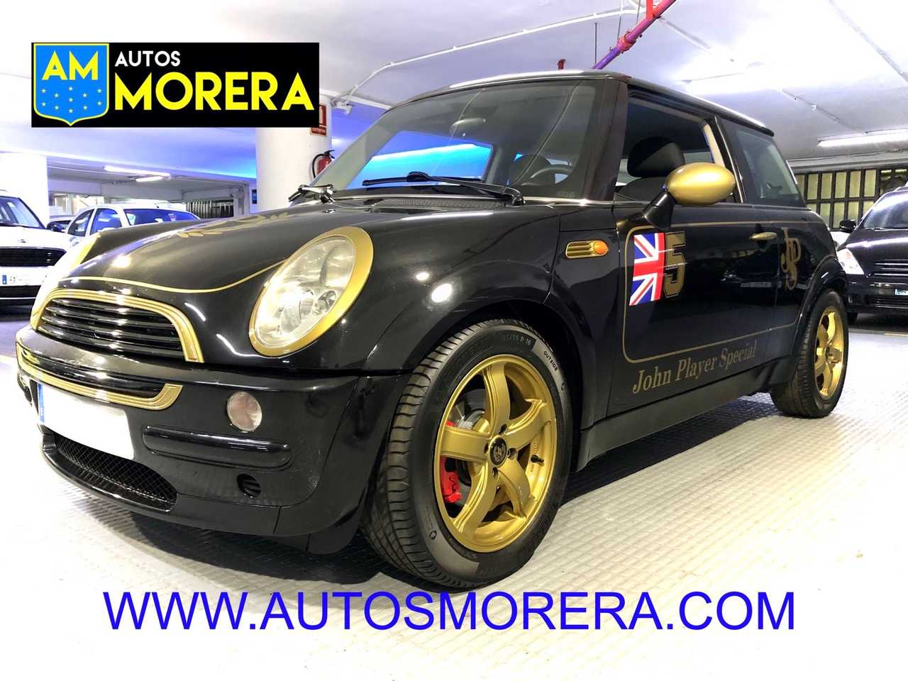 MINI One 1.6 90cv. F1 John Player Special . IMPECABLE!!!   - Foto 1