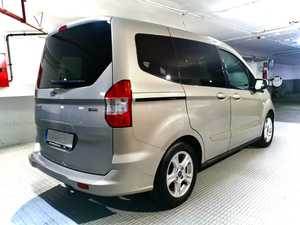 Ford Transit Courier 1.0 EcoBoost 100cv Trend. Impecable!!! Super cuidado!!!   - Foto 3