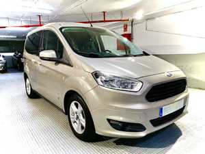 Ford Transit Courier 1.0 EcoBoost 100cv Trend. Impecable!!! Super cuidado!!!   - Foto 2