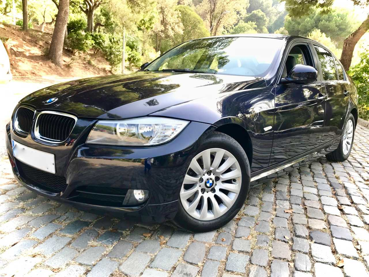 BMW Serie 3 318i.  Automatico. Impecable.   - Foto 1