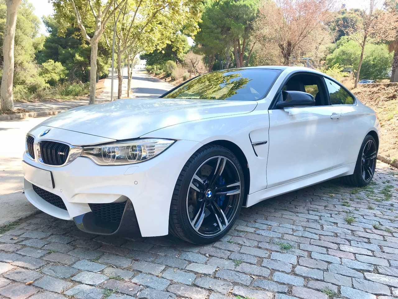 BMW M4 Coupé Pack Carbono. Muy recomendado !!!   - Foto 1