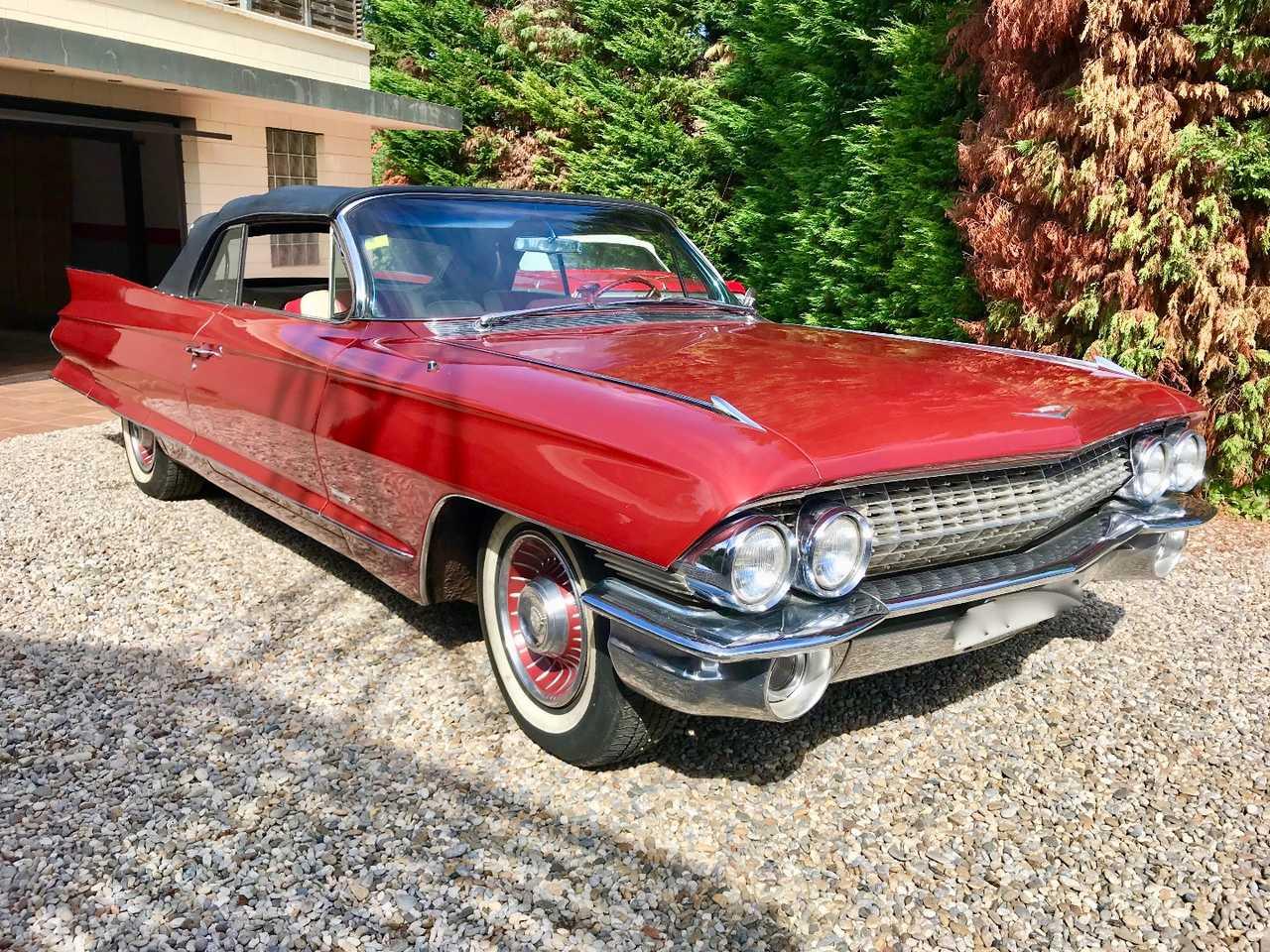 Cadillac Eldorado Cabriloet. Matricula Historica.   - Foto 1