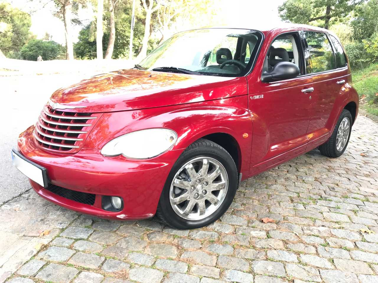 Chrysler PT Cruiser 2.2 Crdi Limited 150cv. ***Reservado***   - Foto 1