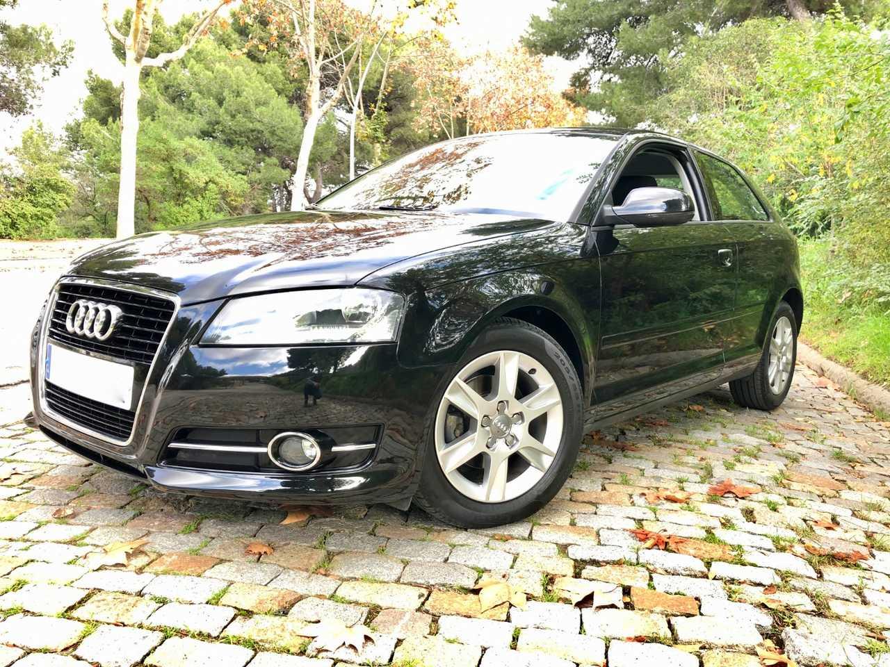Audi A3 1.6 Tdi 105cv. Super cuidado. Impecable.   - Foto 1