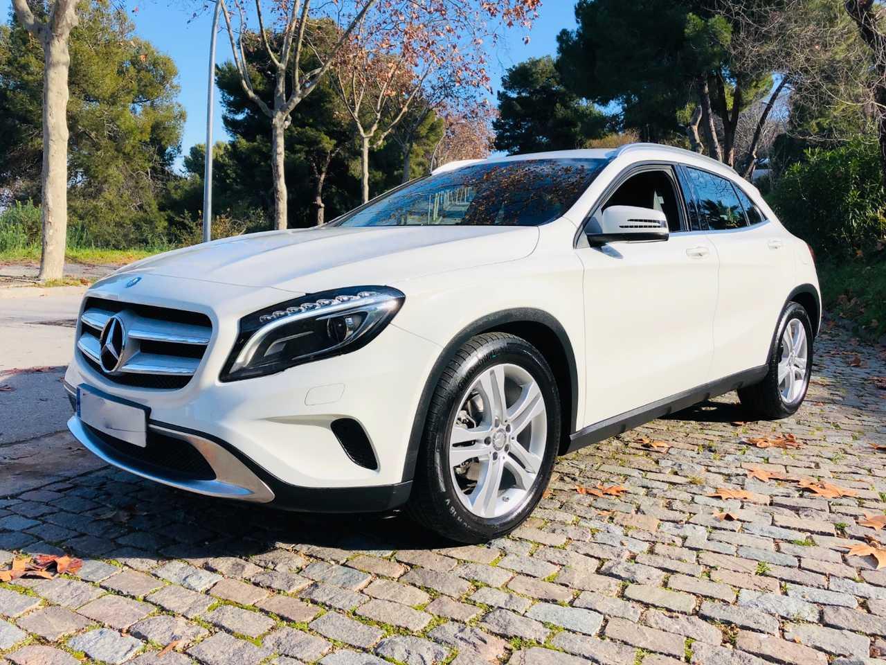 Mercedes GLA 220 cdi 170cv 7G. 2 años garantía oficial.   - Foto 1