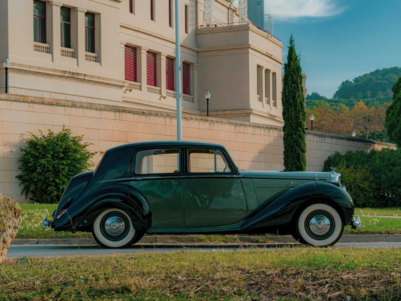 Bentley Turbo MK VI   - Foto 1