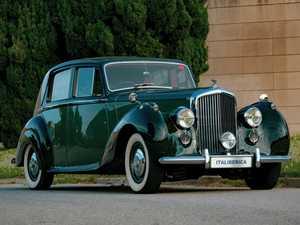 Bentley Turbo MK VI   - Foto 2