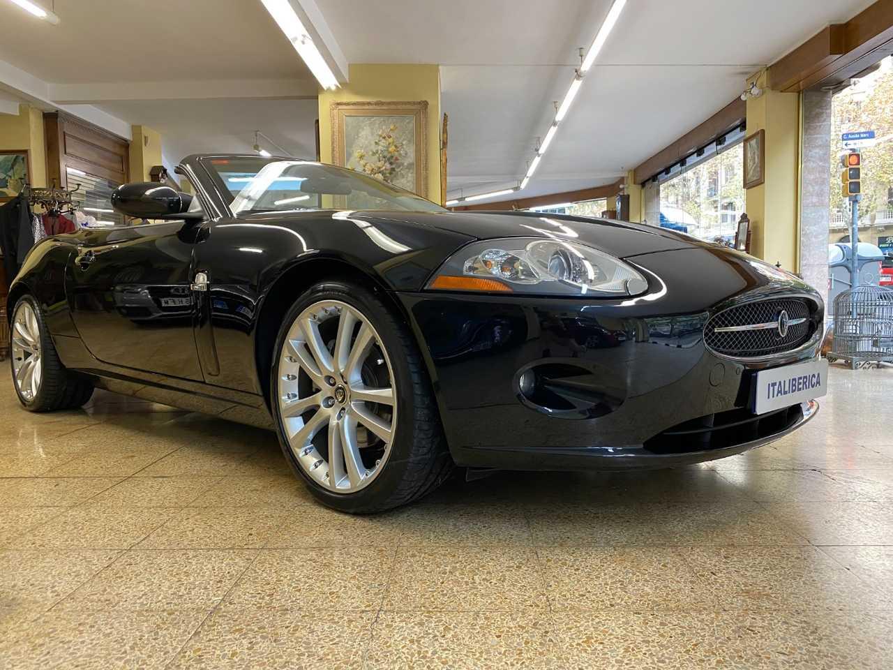 Jaguar XK Cabrio 4.2L V8   - Foto 1
