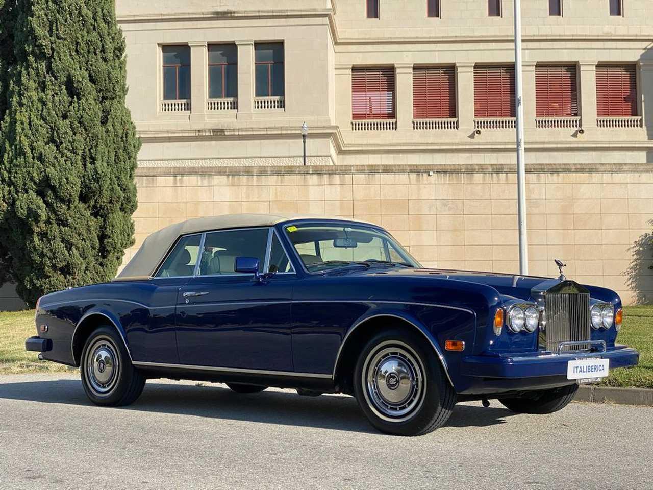 Rolls-Royce Corniche IV   - Foto 1