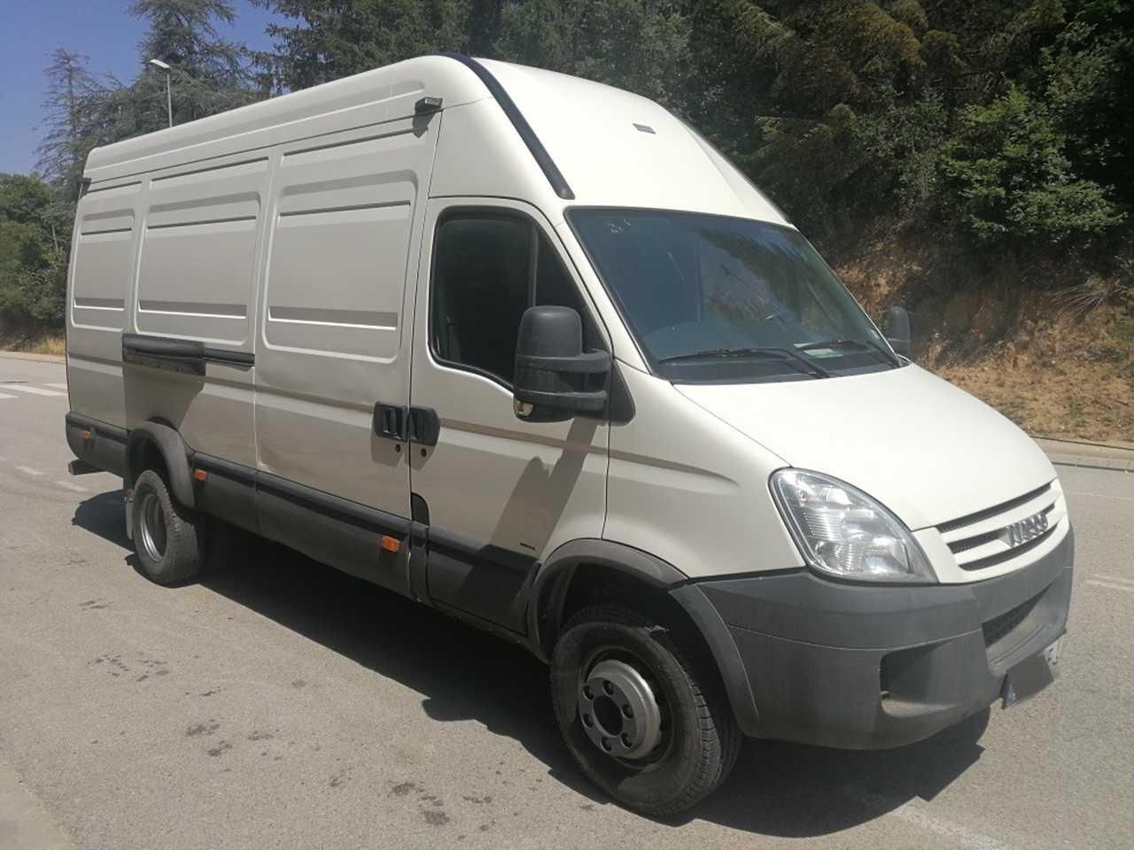 Iveco Daily 65c18 furgon gran volumen l4h4   - Foto 1