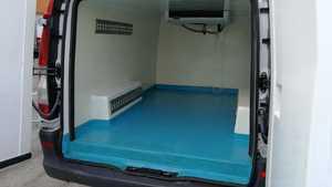 Mercedes Vito 111 cdi furgon frigorifico   - Foto 3