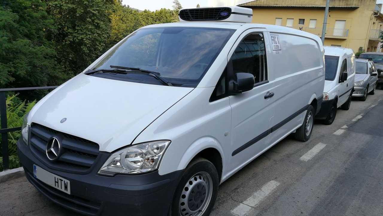 Mercedes Vito 111 cdi furgon frigorifico   - Foto 1