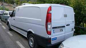 Mercedes Vito 111 cdi furgon frigorifico   - Foto 2