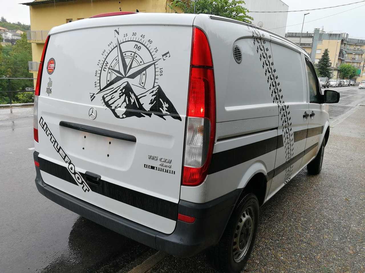 Mercedes Vito 115CDI   4MATIC   4x4   CAMPER   - Foto 1