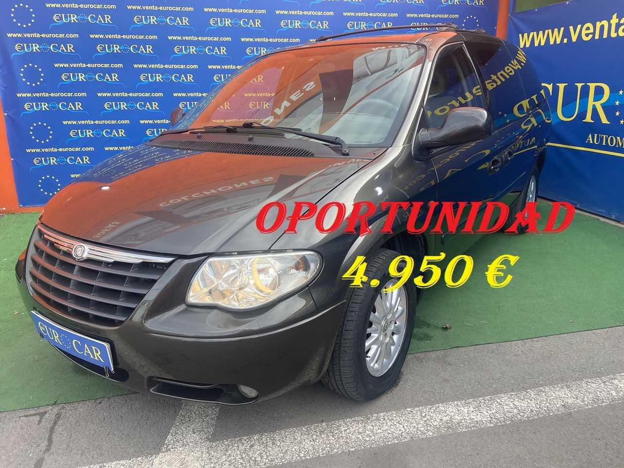 Chrysler Grand voyager 2.8 CRDI AUT   - Foto 1