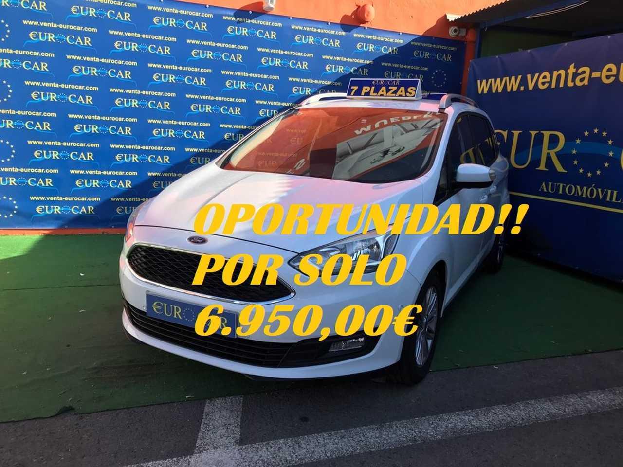 Ford Grand C-MAX Duratorq 120CV PowerShift Trend Plus   - Foto 1