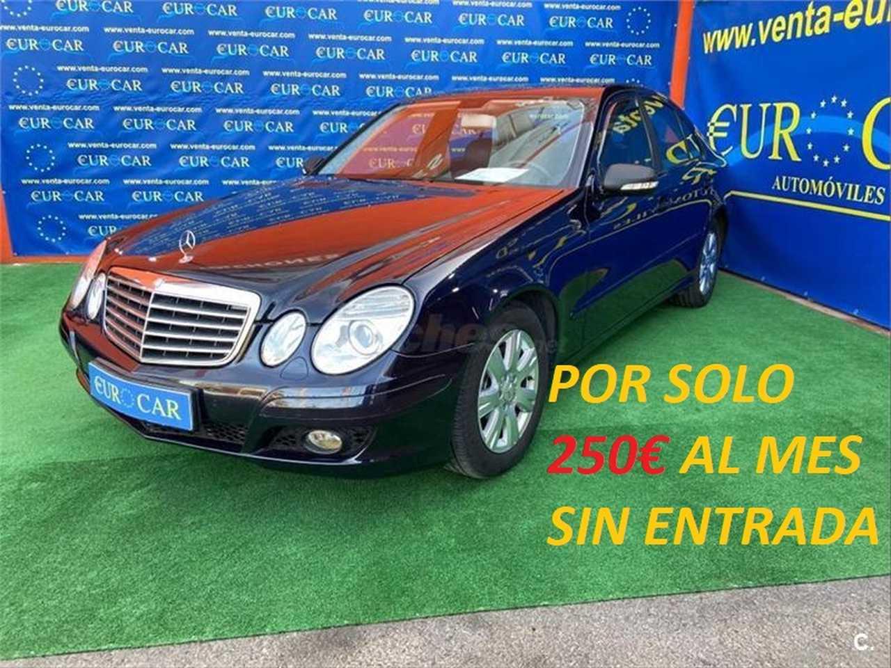 Mercedes Clase E 220 cdi Aut   - Foto 1