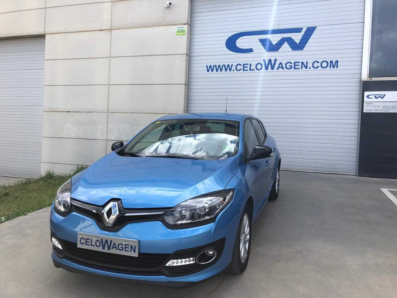 Renault Megane Limited Energy TCe 115 SS eco2   - Foto 1