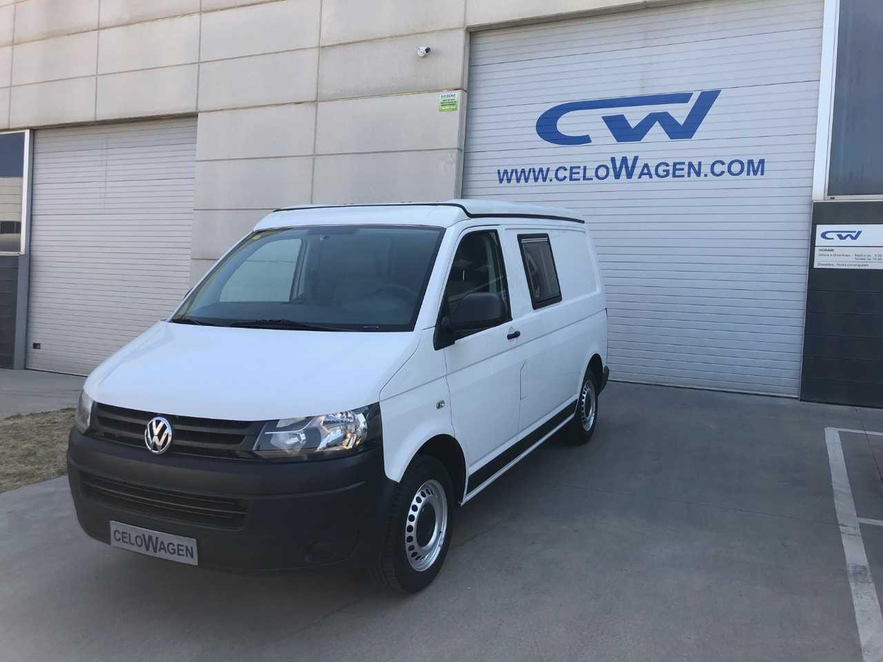 Volkswagen Transporter T5  2.0 TDI 102cv   - Foto 1
