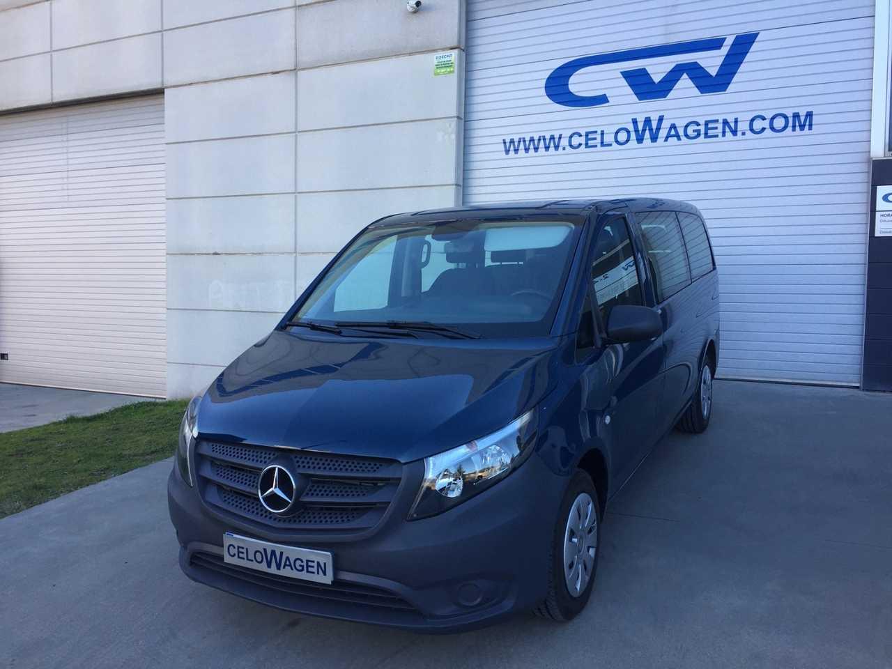 Mercedes Vito 111 CDI Pro Larga   - Foto 1