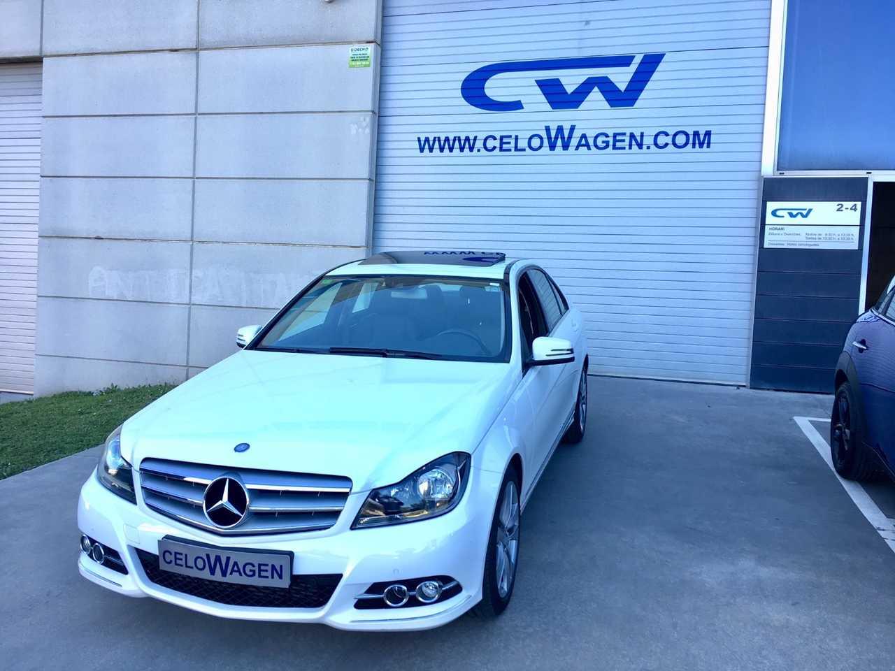 Mercedes Clase C 220 cdi Blue Efficiency Avangarde Aut   - Foto 1